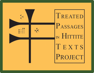 Hittite Passages