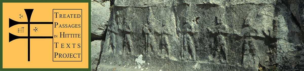 Hittite Passages